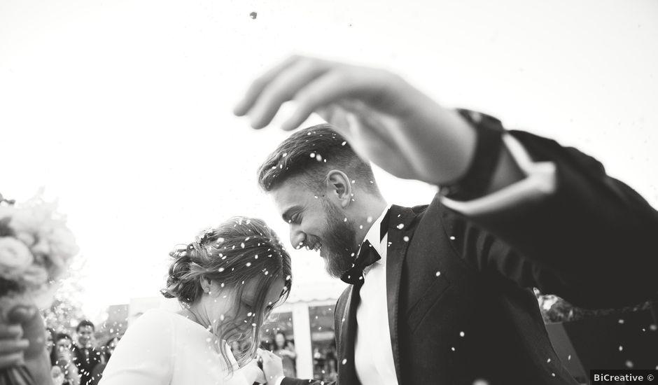 La boda de Alvaro y Aitana en Leganés, Madrid