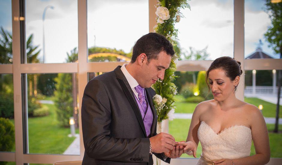 La boda de Jose y Cristina en Guadalajara, Guadalajara