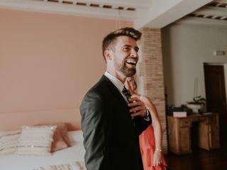 La boda de Meritxell y Leandro 3