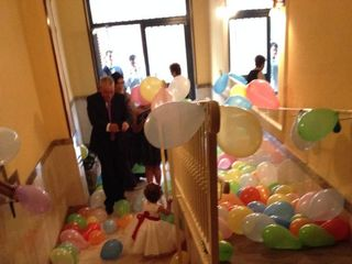 La boda de Cristobal y Nuria 1