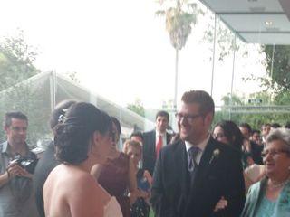 La boda de Cristobal y Nuria 2