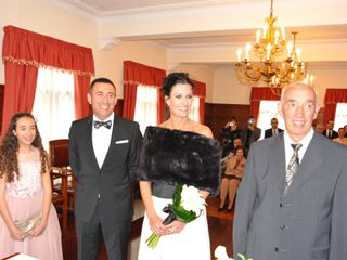 La boda de Esther y Juan Carlos 3