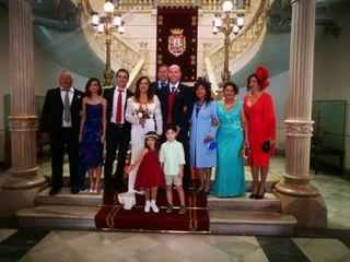 La boda de Laura y Hector  2