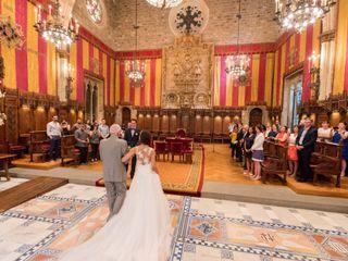 La boda de Emilie y Pablo 2