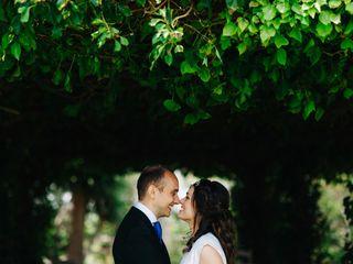 La boda de Inma y Ronan