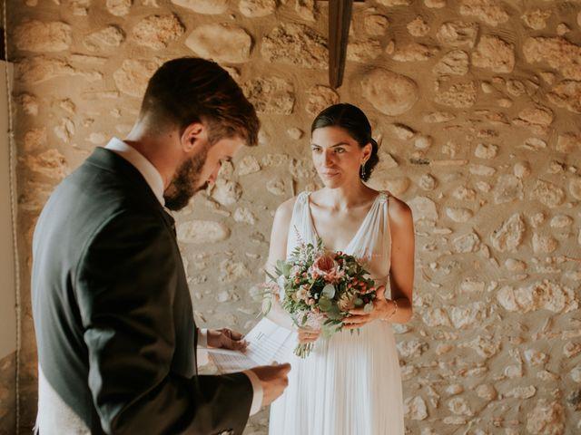 La boda de Leandro y Meritxell en Pontos, Girona 13