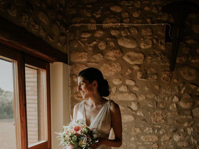 La boda de Leandro y Meritxell en Pontos, Girona 15