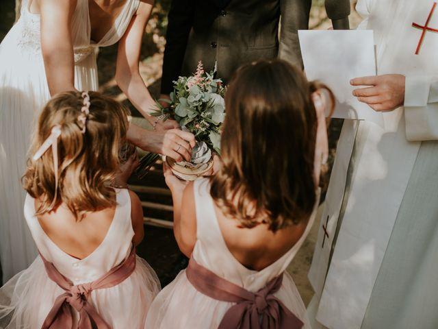 La boda de Leandro y Meritxell en Pontos, Girona 20
