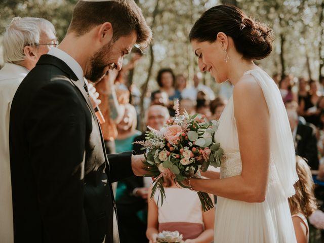 La boda de Leandro y Meritxell en Pontos, Girona 21