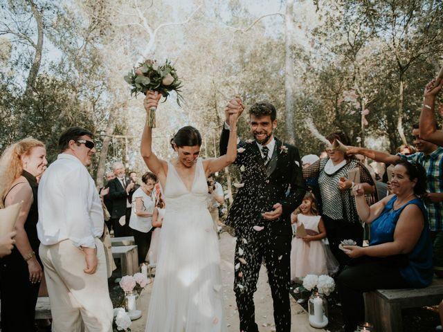 La boda de Leandro y Meritxell en Pontos, Girona 22