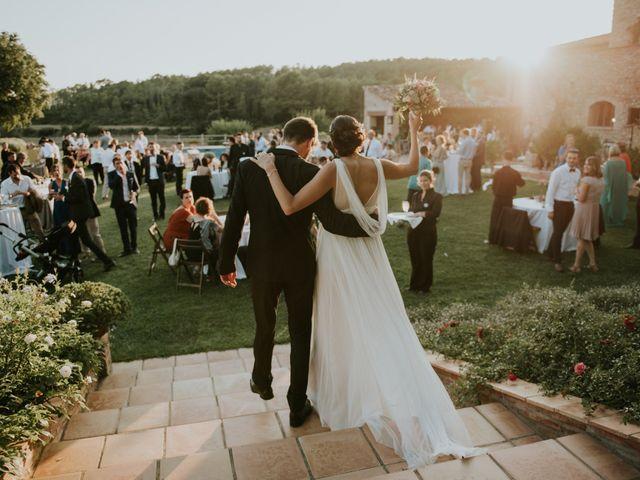 La boda de Leandro y Meritxell en Pontos, Girona 25