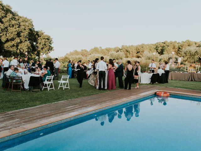 La boda de Leandro y Meritxell en Pontos, Girona 26
