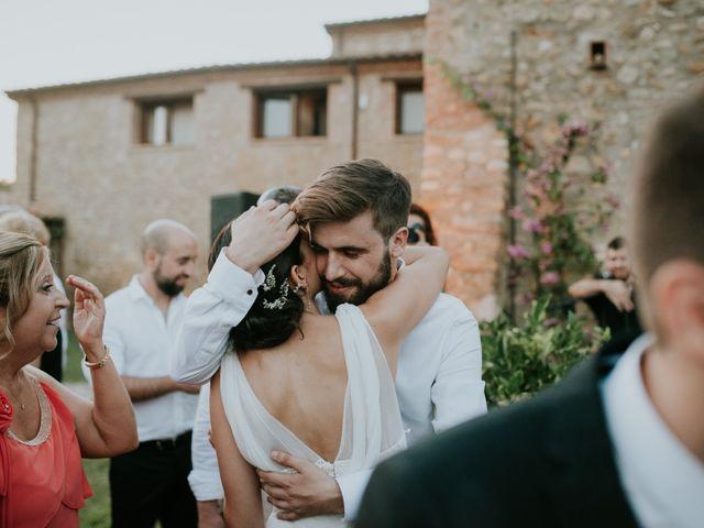 La boda de Leandro y Meritxell en Pontos, Girona 27