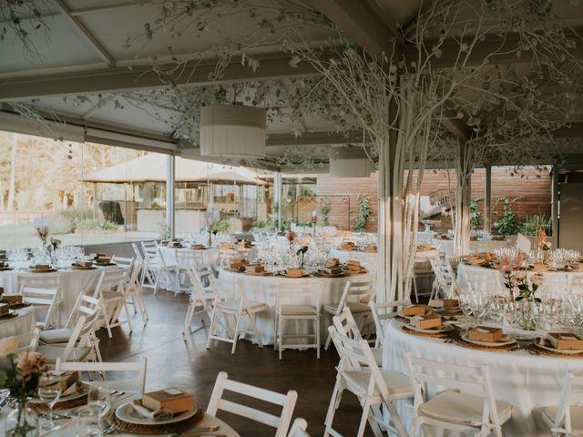 La boda de Leandro y Meritxell en Pontos, Girona 29