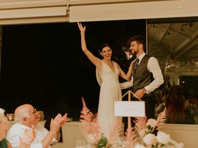 La boda de Leandro y Meritxell en Pontos, Girona 32