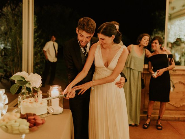 La boda de Leandro y Meritxell en Pontos, Girona 33