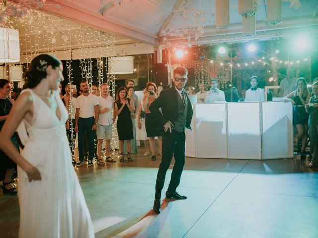La boda de Leandro y Meritxell en Pontos, Girona 38