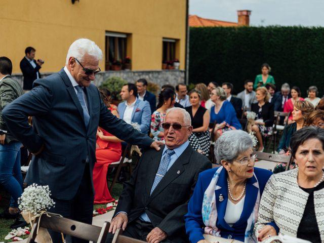 La boda de Pedro y Olaya en Salinas, Asturias 19