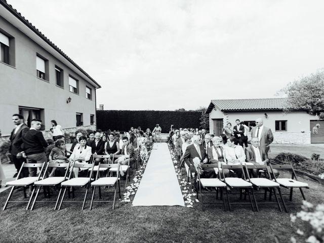 La boda de Pedro y Olaya en Salinas, Asturias 20