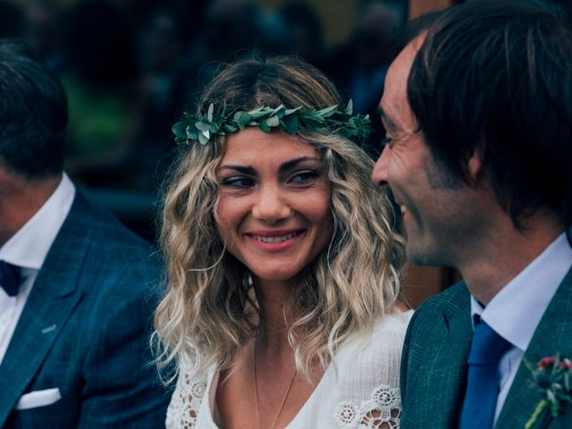 La boda de Pedro y Olaya en Salinas, Asturias 22