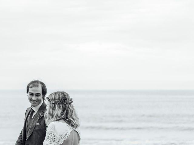 La boda de Pedro y Olaya en Salinas, Asturias 29