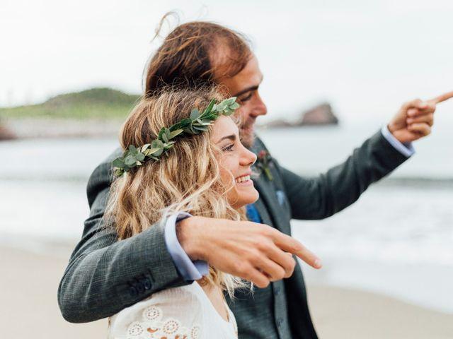 La boda de Pedro y Olaya en Salinas, Asturias 33