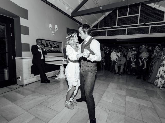 La boda de Pedro y Olaya en Salinas, Asturias 39