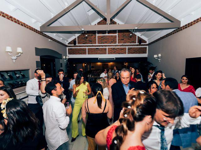 La boda de Pedro y Olaya en Salinas, Asturias 41