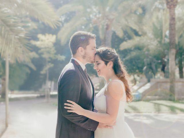 La boda de Clara y Alex