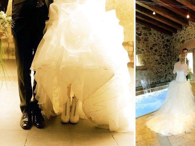 La boda de Fernando y Silvia en Sant Fost De Campsentelles, Barcelona 7