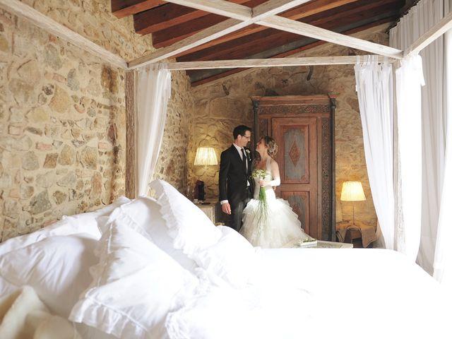 La boda de Fernando y Silvia en Sant Fost De Campsentelles, Barcelona 9