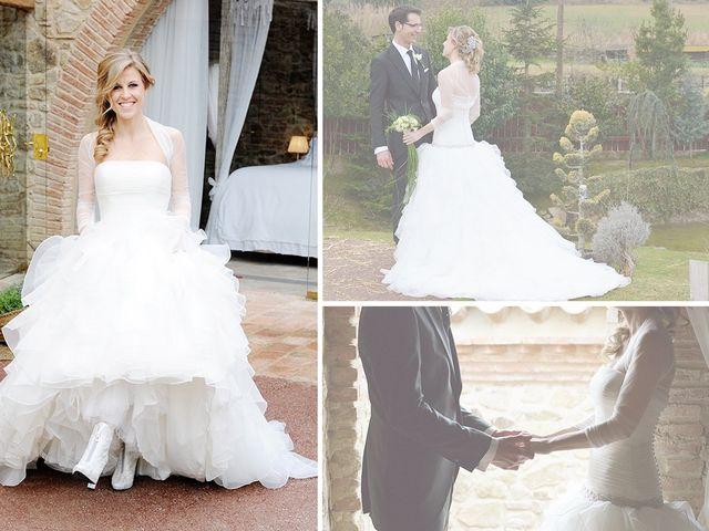 La boda de Fernando y Silvia en Sant Fost De Campsentelles, Barcelona 11