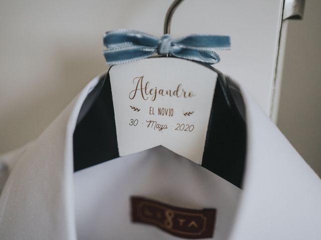La boda de Rocio y Alejandro en Alcala De Guadaira, Sevilla 3