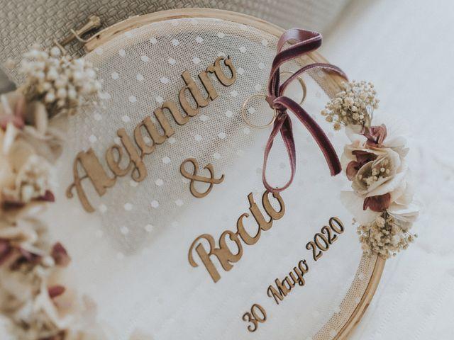 La boda de Rocio y Alejandro en Alcala De Guadaira, Sevilla 36