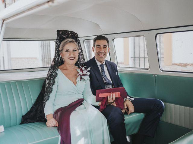 La boda de Rocio y Alejandro en Alcala De Guadaira, Sevilla 84