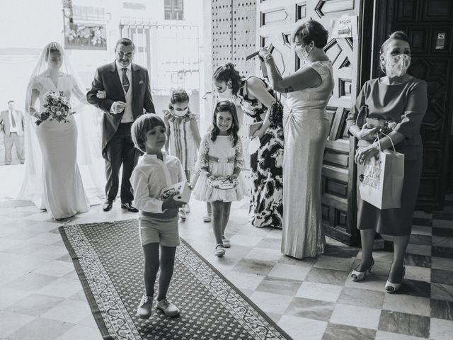 La boda de Rocio y Alejandro en Alcala De Guadaira, Sevilla 95