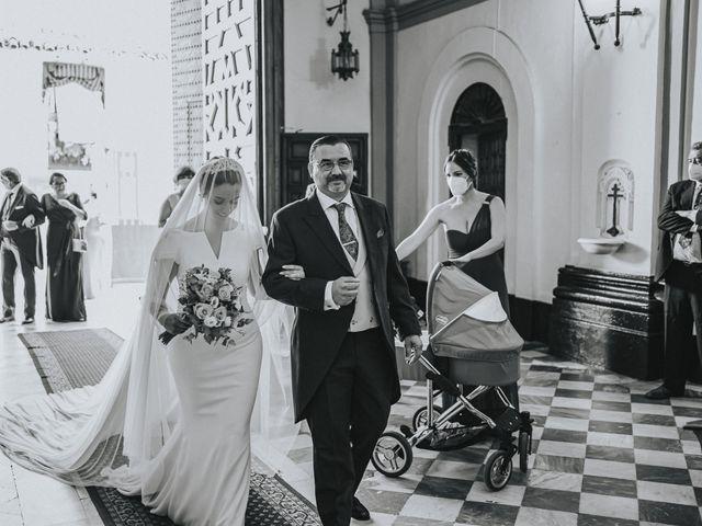 La boda de Rocio y Alejandro en Alcala De Guadaira, Sevilla 97