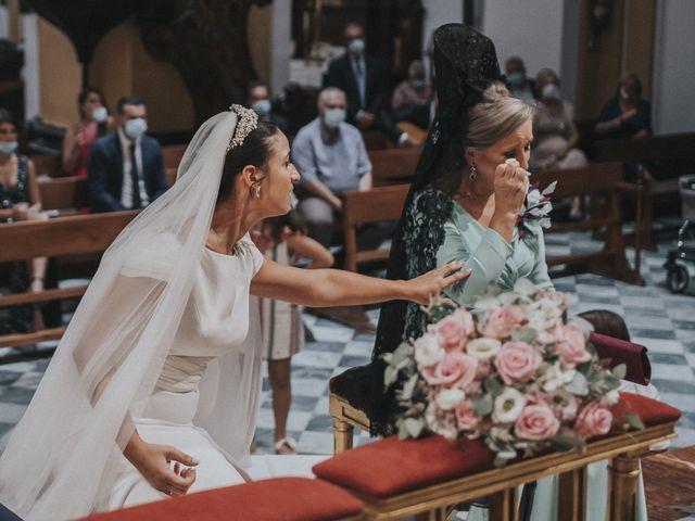 La boda de Rocio y Alejandro en Alcala De Guadaira, Sevilla 110