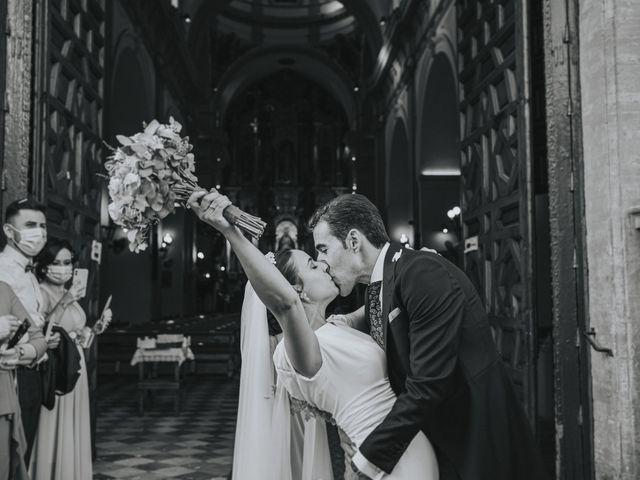 La boda de Rocio y Alejandro en Alcala De Guadaira, Sevilla 118