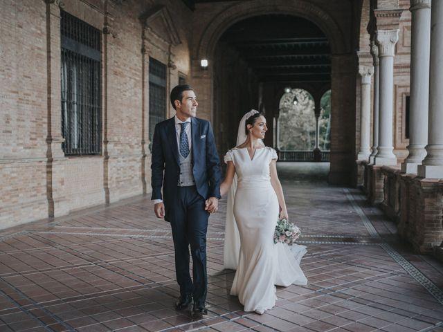 La boda de Rocio y Alejandro en Alcala De Guadaira, Sevilla 124
