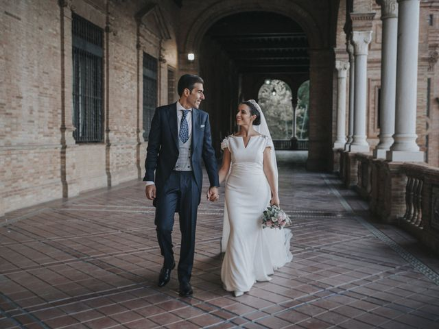 La boda de Rocio y Alejandro en Alcala De Guadaira, Sevilla 125