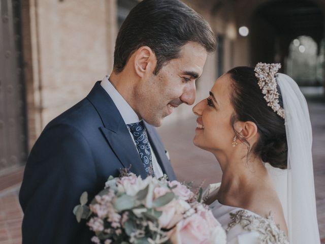 La boda de Rocio y Alejandro en Alcala De Guadaira, Sevilla 126