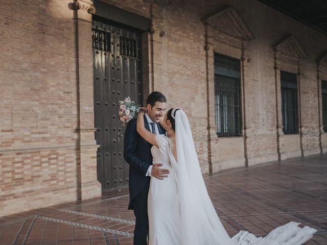 La boda de Rocio y Alejandro en Alcala De Guadaira, Sevilla 127
