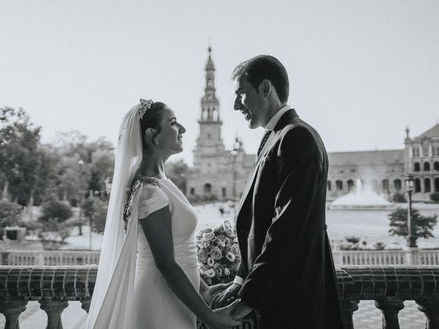 La boda de Rocio y Alejandro en Alcala De Guadaira, Sevilla 128