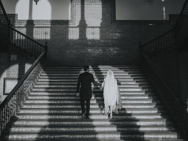 La boda de Rocio y Alejandro en Alcala De Guadaira, Sevilla 130