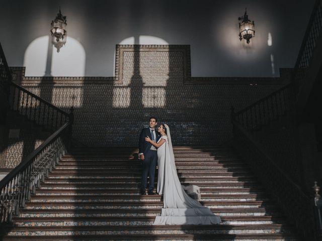 La boda de Rocio y Alejandro en Alcala De Guadaira, Sevilla 131