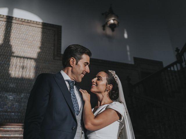 La boda de Rocio y Alejandro en Alcala De Guadaira, Sevilla 132