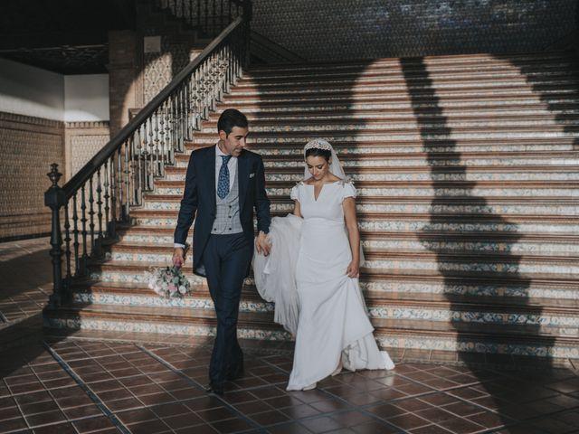 La boda de Rocio y Alejandro en Alcala De Guadaira, Sevilla 133