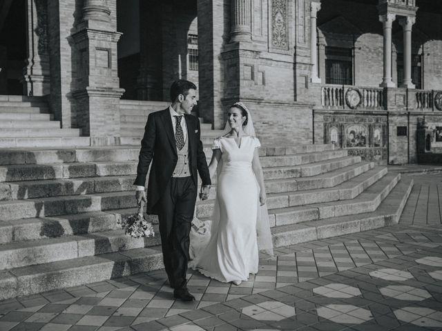 La boda de Rocio y Alejandro en Alcala De Guadaira, Sevilla 135