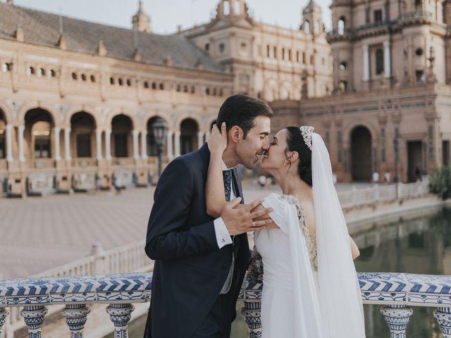 La boda de Rocio y Alejandro en Alcala De Guadaira, Sevilla 137
